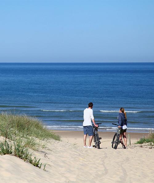 Elche's Beach